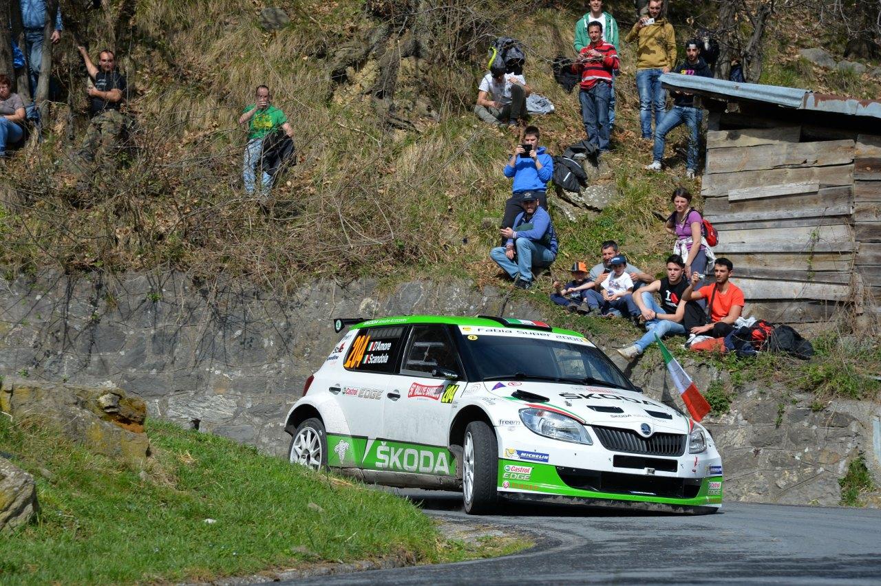 Rallye Sanremo Scandola