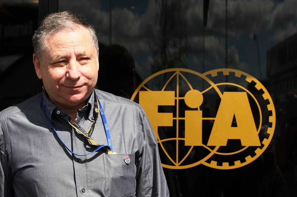 jean todt - FIA