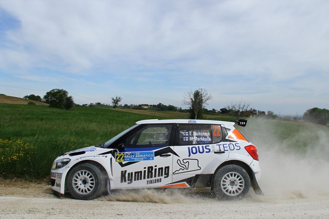 Wrc2 Teemu Suninen Confermato Dal Team Oreca Rallyssimo