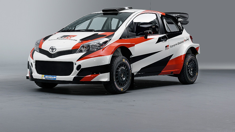 Toyota Yaris Wrc 2017 Svelata La Livrea Rallyssimo