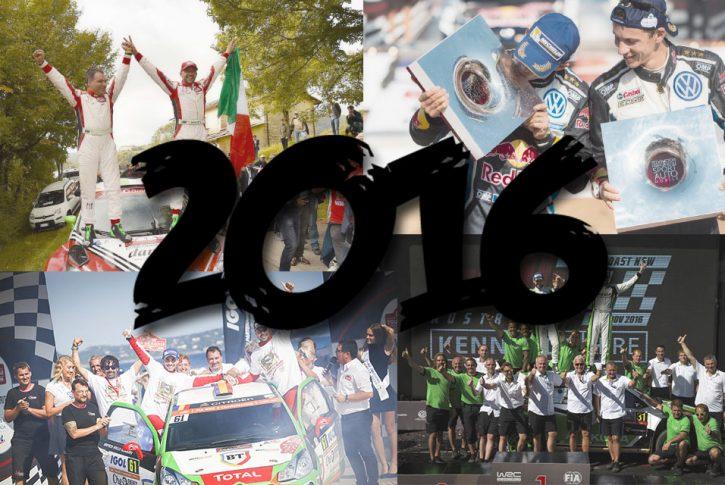 2016 rally