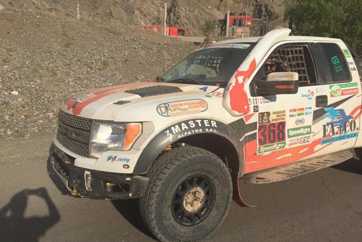 Ford SVT Raptor T2 Scandola-Fossà