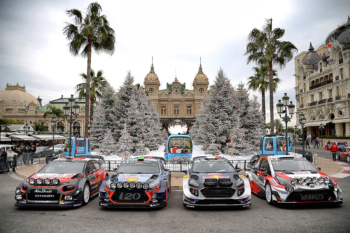 rallye monte carlo 2018 rallyssimo. Black Bedroom Furniture Sets. Home Design Ideas