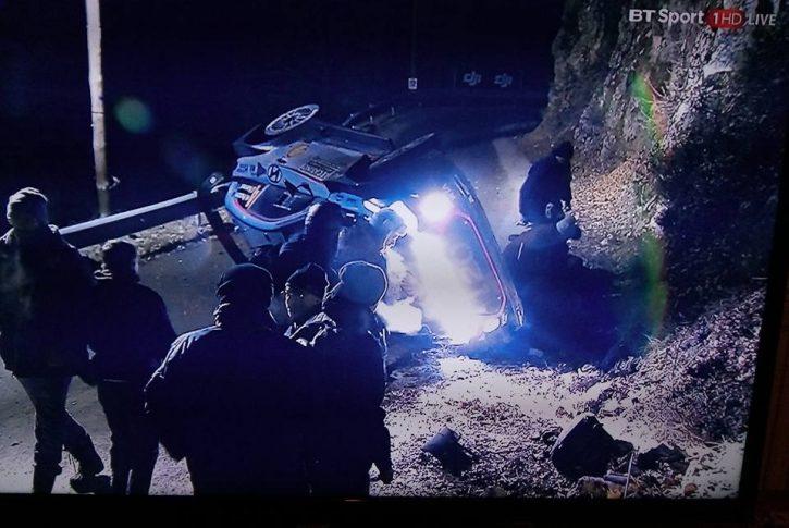 paddon crash