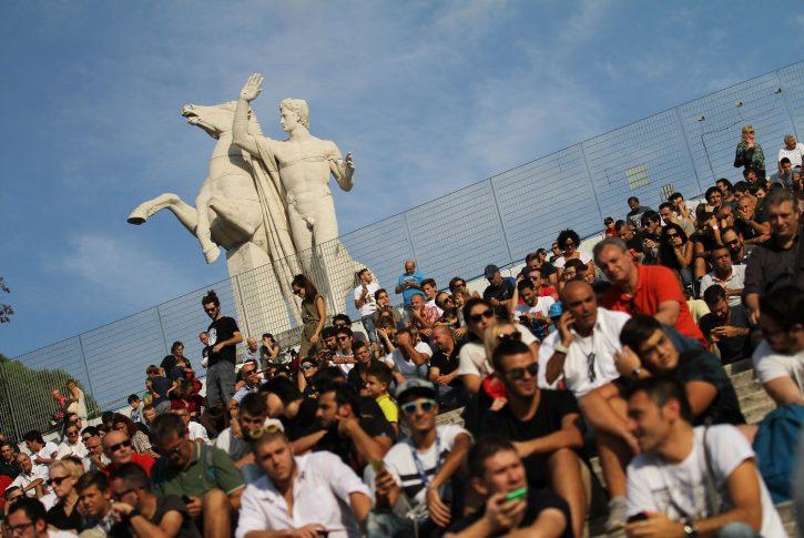 roma capitale rally
