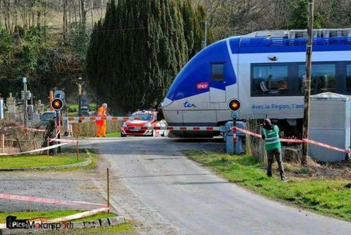 treno rally