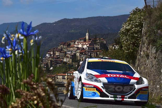 Rallye Sanremo 2017: vittoria per Paolo Andreucci su Peugeot 208 T16 R5