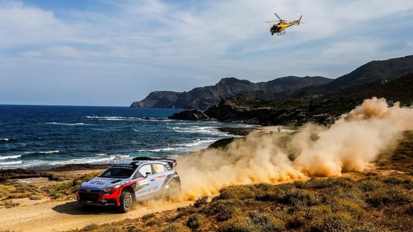 Il vincitore del Rally di Sardegna 2017 è Ott Tanak