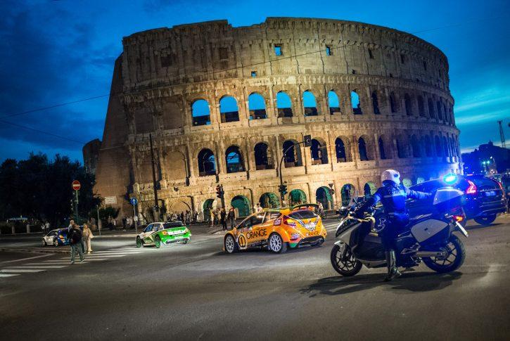 Rally di Roma Capitale 2017 l