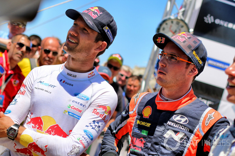 Rally WRC Germania, Tanak allunga; Ogier (3°) resta in corsa