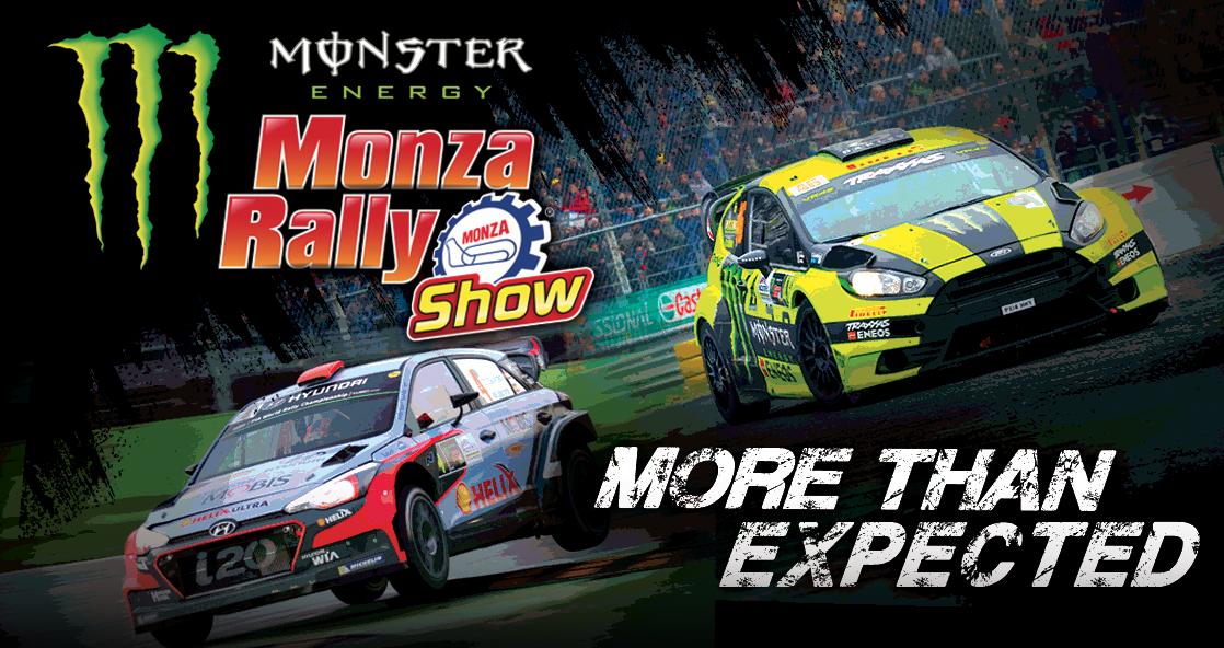 Monza Rally: Rossi punta al recond