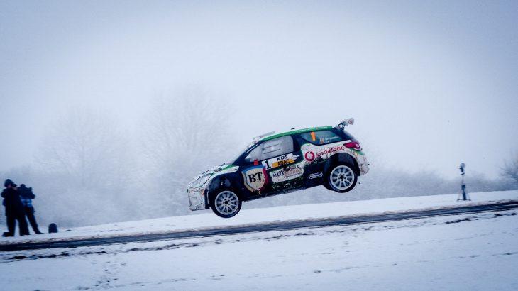 Simone Tempestini winner of ADAC Saafra Rallye (2)