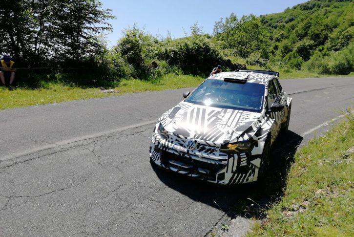test volkswagen polo italia
